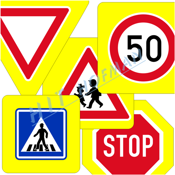3615fcf98 Fluorescenčná dopravná značka : HIT HOFMAN, s. r. o.